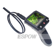 Detachable LCD Monitor Endoscope with 6.8mm Diameter
