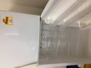 2 door frost free 390l fridge for sale