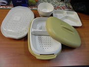 Tupperware old styled 2nd