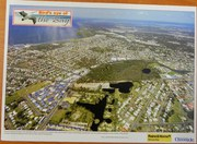 Bird's Eye of The Bay Looking across Urangan with Elizabeth street