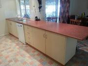 Used Kitchen including appliances