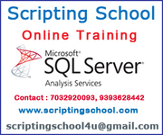 Microsoft SSAS Online Training Institute Hyderabad