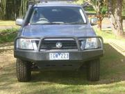 2003 Holden HOLDEN RODEO RA SPACE CAB 3.0L TURBO DIESEL