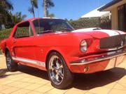 1966 ford 66 FORD MUSTANG GT350 SHELBY TRIBUTE RESTOMOD