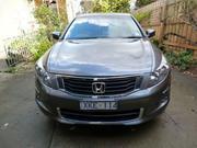 2009 honda Honda Accord VTi Luxury (2009) 4D Sedan Automatic