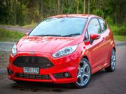 2013 Ford FORD FIESTA ST