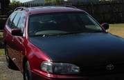 1997 Toyota Camry V6 Wagon auto unregistered,  sell as is where is