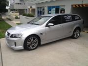 Holden 2009 HOLDEN COMMODORE SS SPORTSWAGON MY10