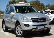 Mercedes-benz M-class 118088 miles