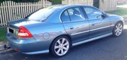Holden Calais VZ with Tow Bar
