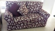 2 piece lounge in perfect cond