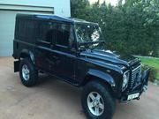 2013 Land Rover 2013 Land Rover Defender Manual 4x4 MY13