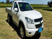 2013 Holden 2013 Holden Colorado LX RG Manual MY13