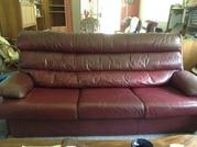 3 Piece Leather Lounge