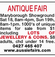 Fraser Coast Antique Retro Fair
