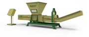 beverage dewatering machine of GREENMAX POSEIDON SERIE