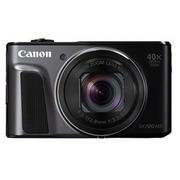 Canon digital camera PowerShot SX720 HS black