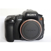 Sony α (alpha) DSLR-A350 14.2 MP Digital SLR Camera - Black (Body only