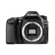 Canon EOS 80D 24.2MP Digital SLR Camera hhhh