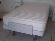 electric king single adjustable bed