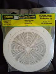 Motorless Ceiling Vent $10.00 Each