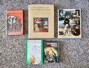 Australian history book collection