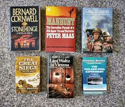 Collection of six histories and historical novels