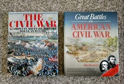 American Civil War books