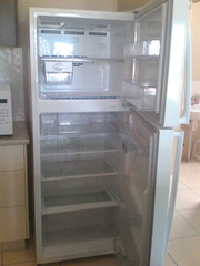 Furniture and white goods for sale. Selling all goods in Unit.
