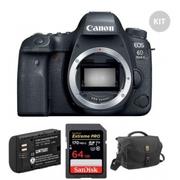 Canon EOS 6D Mark II DSLR Camera Body with