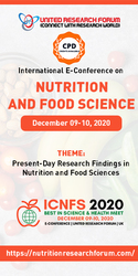 Nutrition and Food Science Virtual 2020